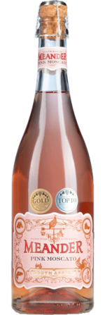 Meander Pink Moscato