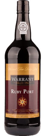 Warrant Ruby Port