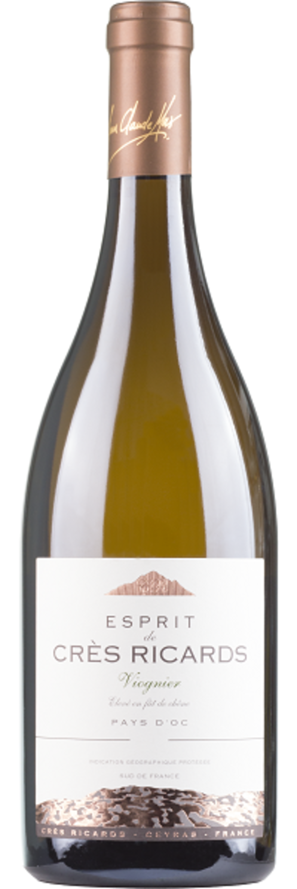 Dom. Cres Ricards Viognier IGP 2015