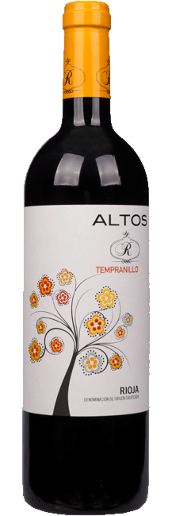 Altos R Tempranillo Oak Aged 2016