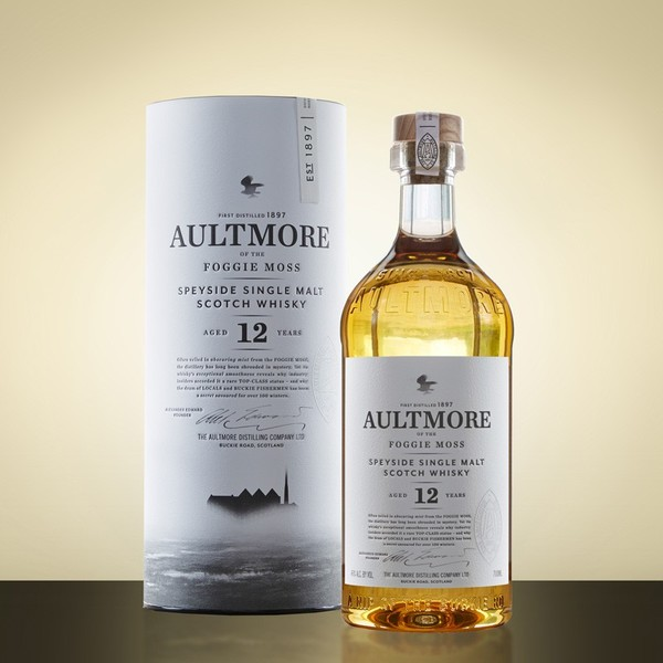 The Aultmore Scotch Whisky