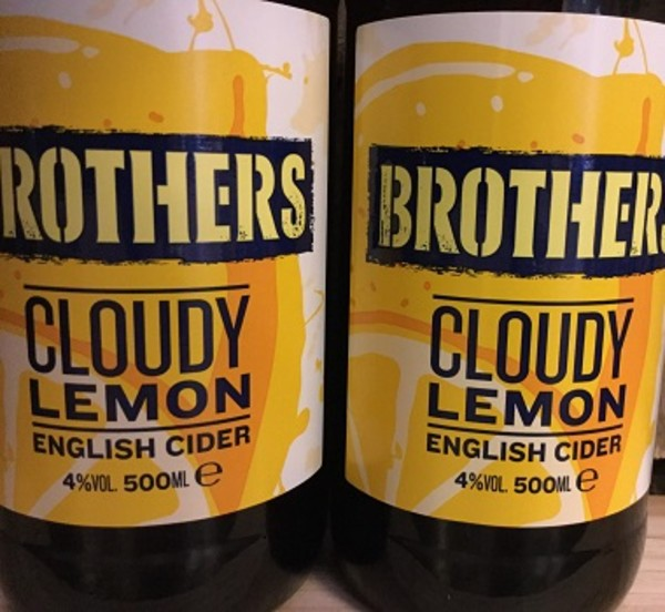 Cloudy Lemon Cider, Brothers