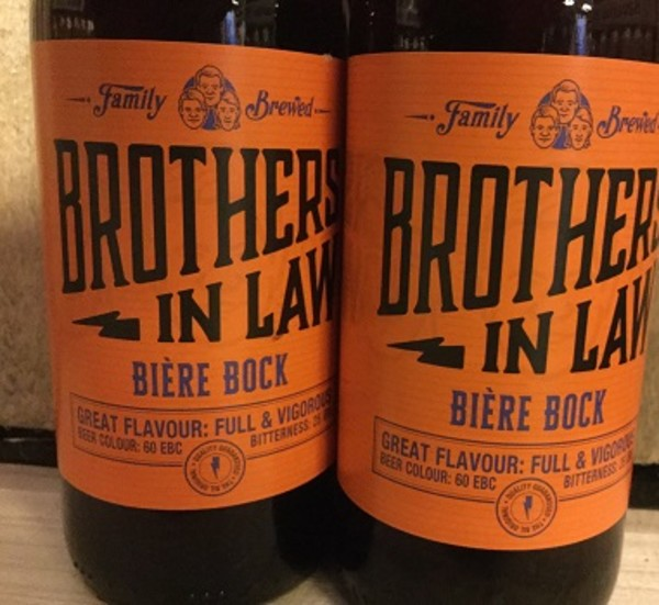 Bière Bock, Brothers in Law