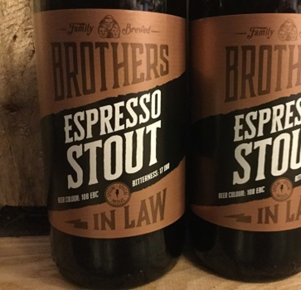 Espresso Stout, Brothers in Law