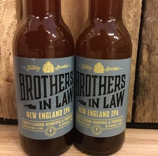 NEIPA, Brothers In Law