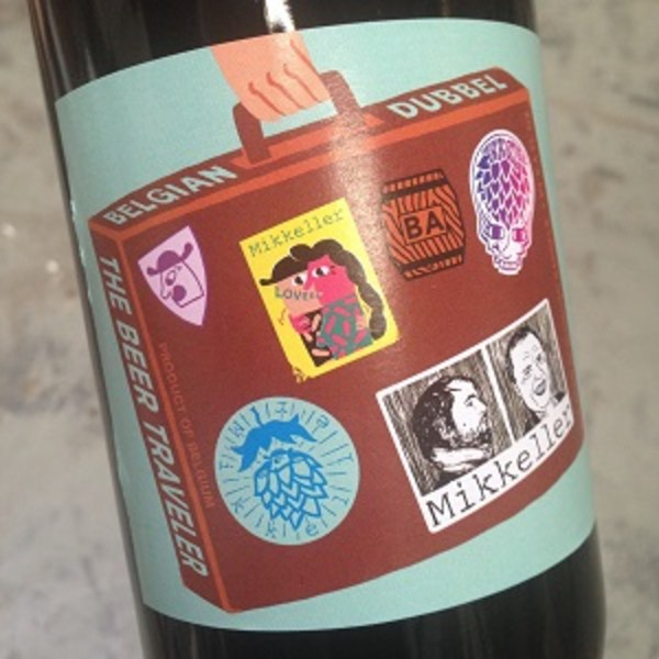 The Beer Traveler Barrel Aged, Mikkeller
