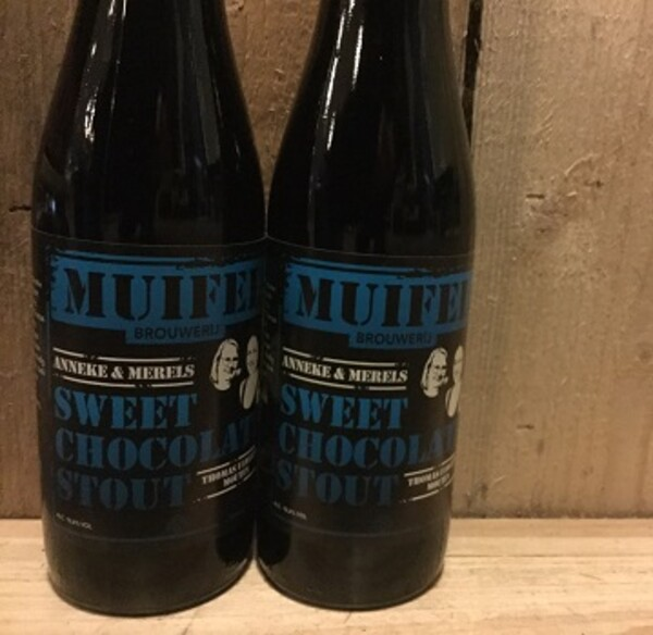 Sweet Chocolate Stout, Muifel