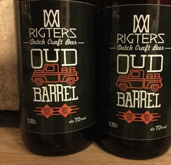 Oud Barrel, Rigters